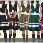 Skirt Farm by bukovka