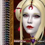 Immortal Eyes by EvilQuinzel