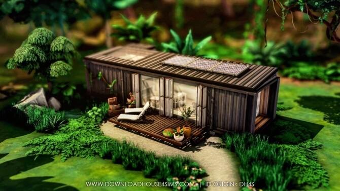 Jungle Container Eco Home