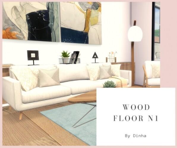 Wood Floor N1 6 Textures