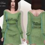 Liz Dress by pizazz