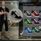 DSF SHOES AXIS by DanSimsFantasy