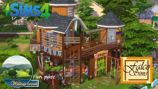 Fun park by Falco