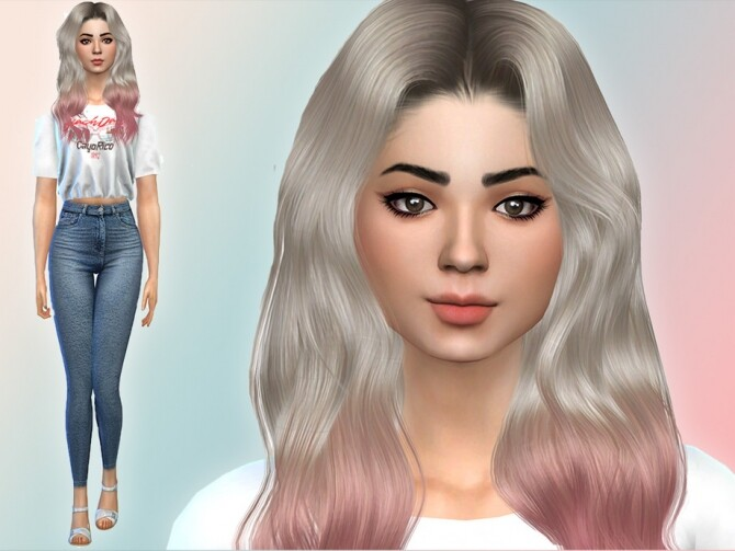 Sims 4 Candy Behr by Mini Simmer at TSR
