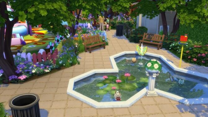 Fun park by Falco at L'UniverSims image 12211 670x377 Sims 4 Updates