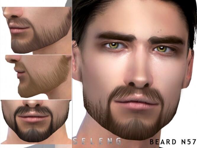 Beard N57 by Seleng