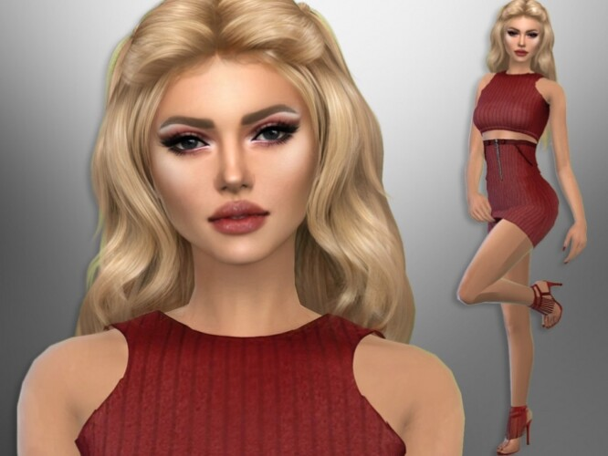 Lidia Larson by divaka45