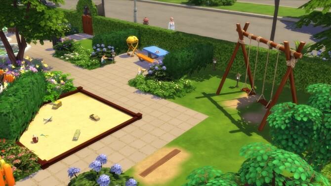 Fun park by Falco at L'UniverSims image 12311 670x377 Sims 4 Updates