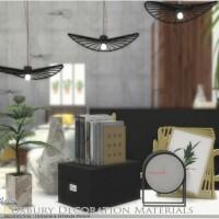 Roxbury Decoration Materials by Onyxium
