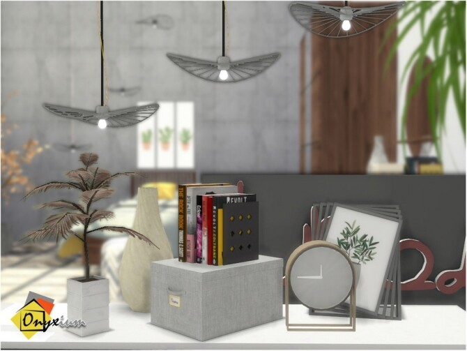 Roxbury Decoration Materials by Onyxium at TSR image 12416 670x503 Sims 4 Updates