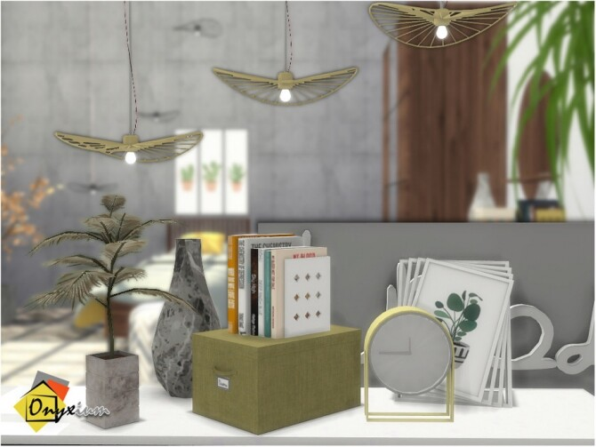 Roxbury Decoration Materials by Onyxium at TSR image 12517 670x503 Sims 4 Updates