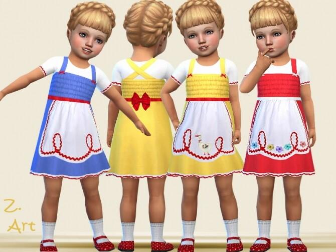 FarmZ 01 Dress by Zuckerschnute20