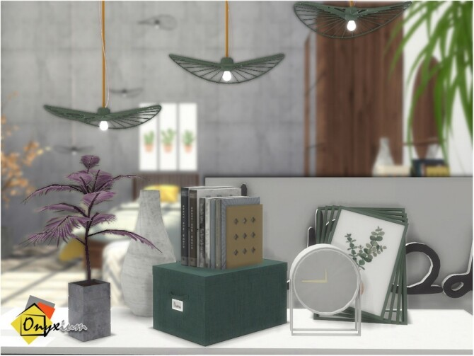 Roxbury Decoration Materials by Onyxium at TSR image 12617 670x503 Sims 4 Updates