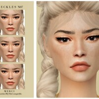 Freckles N07 by Merci
