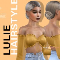 Lulie Hairstyle by Leah Lillith