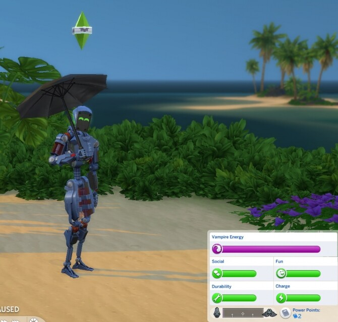Sims 4 Servo Hybrid Enabler by Iced Cream at Mod The Sims