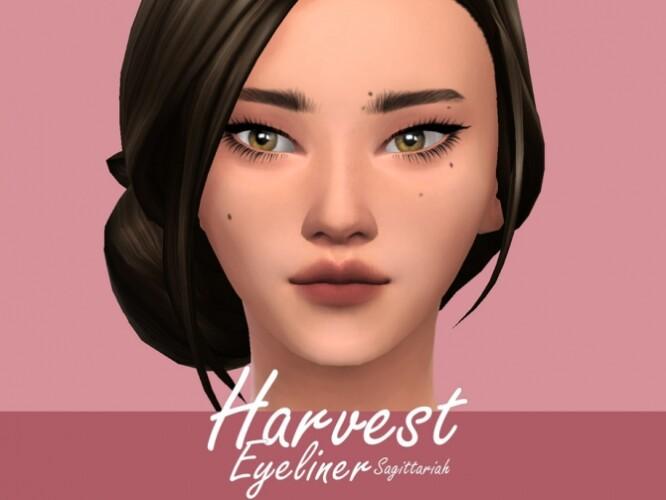 Harvest Eyeliner by Sagittariah