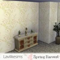 Spring Harvest wallpaper by lavilikesims