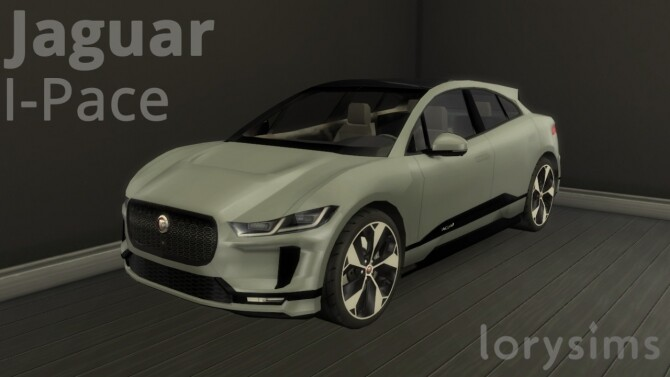 Jaguar I-Pace by LorySims
