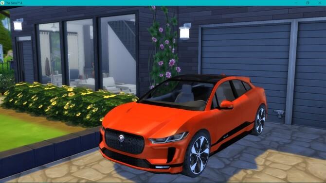 Jaguar I Pace at LorySims image 1347 670x377 Sims 4 Updates
