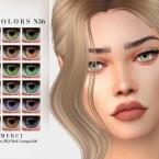 Eyecolors N36 by Merci