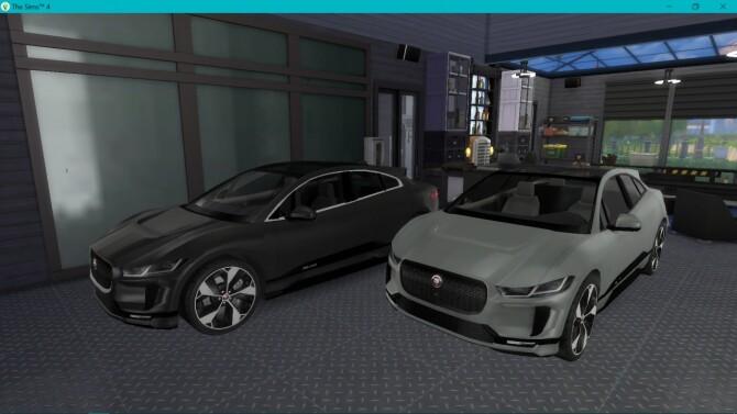 Jaguar I Pace at LorySims image 1366 670x377 Sims 4 Updates