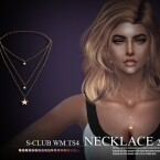 Necklace 202020 by S-Club WM