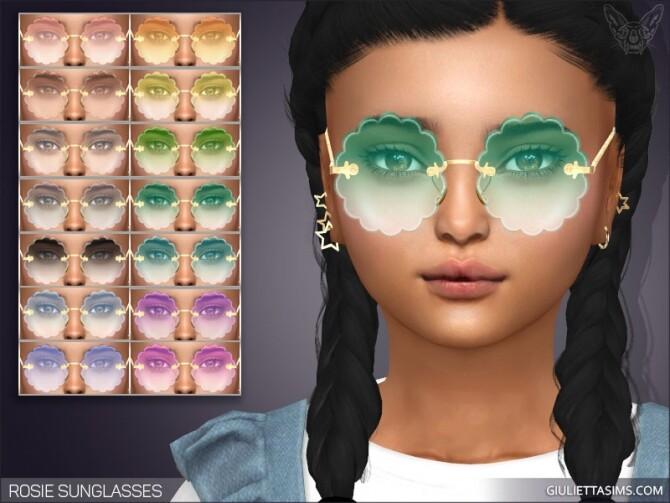 Rosie Sunglasses For Kids at Giulietta image 1374 670x503 Sims 4 Updates