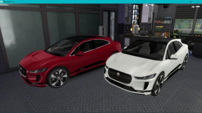 Jaguar I Pace at LorySims image 1376 670x377 Sims 4 Updates