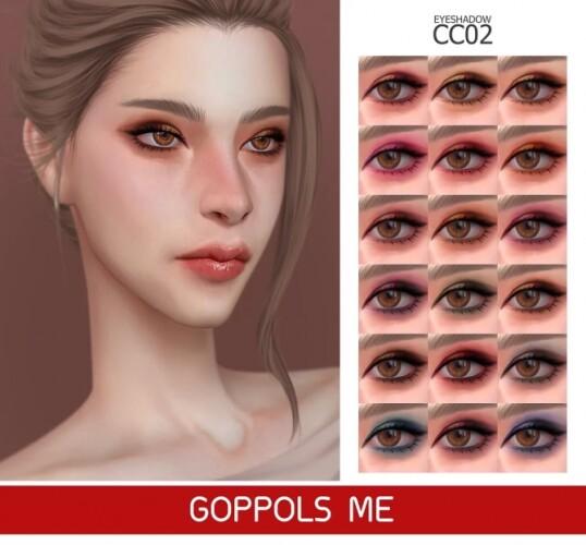 GPME-GOLD Eyeshadow CC 02
