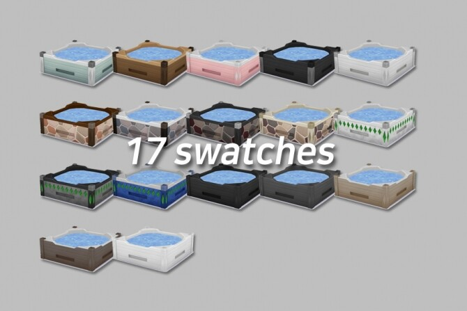 No roof indoor Hot tub by NURIbatsal at Mod The Sims image 13913 670x447 Sims 4 Updates