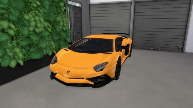 2015 Lamborghini Aventador SV at Modern Crafter CC image 1392 670x377 Sims 4 Updates
