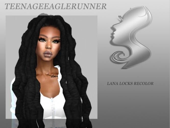 Lana Locks Recolor