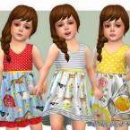 Cute Farm Dress by lillka
