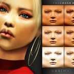 Facemask N3 Gigi by cosimetic