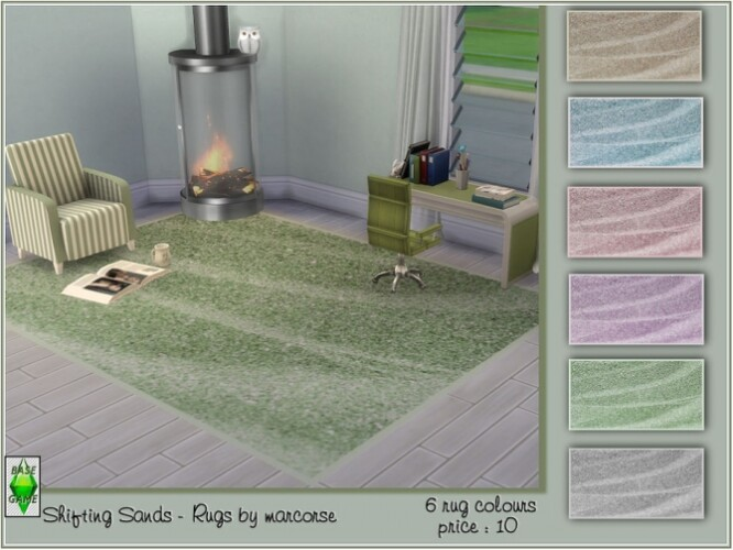 Shifting Sands Rugs by marcorse