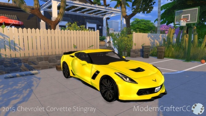 2015 Chevrolet Corvette Stingray C7 Z06