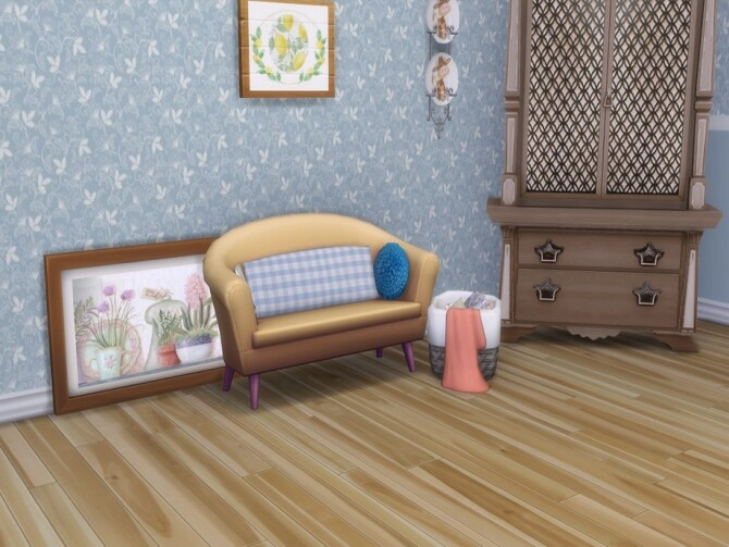 On the Farm Set by seimar8 at TSR image 1456 670x503 Sims 4 Updates