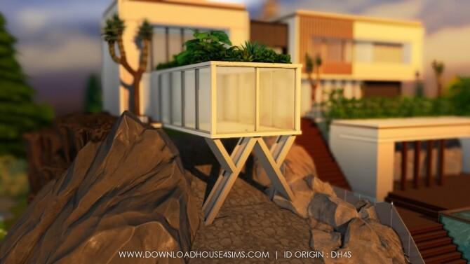 Architect Modern Villa at DH4S image 1460 670x377 Sims 4 Updates