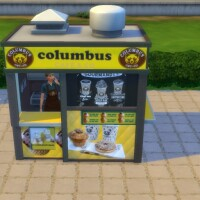 Columbus coffee to go by ArLi1211