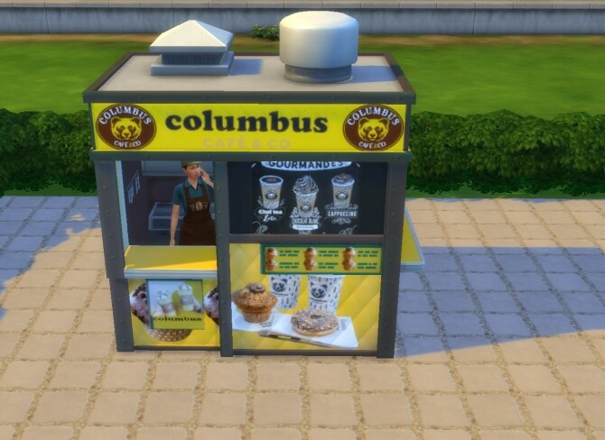 Columbus coffee to go! by ArLi1211 at Mod The Sims image 1462 670x488 Sims 4 Updates
