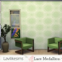 Lace Medallions by lavilikesims