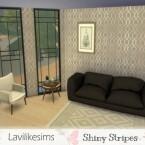 Shiny Stripes by lavilikesims