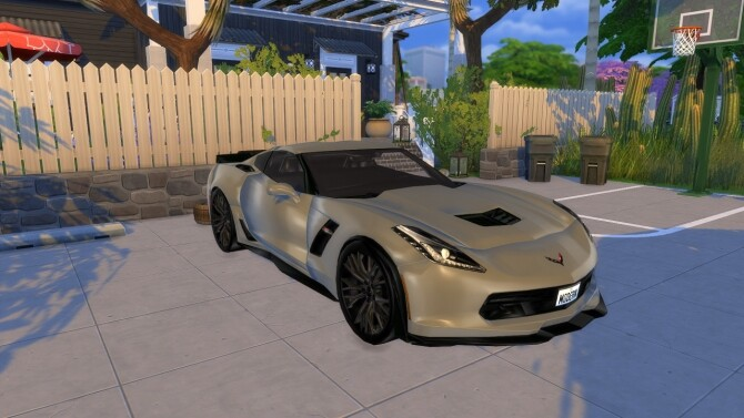 2015 Chevrolet Corvette Stingray C7 Z06 at Modern Crafter CC image 1516 670x377 Sims 4 Updates