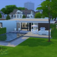 Simply Modern Home by RayanStar