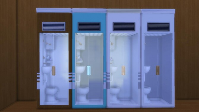 Showers by AdonisPluto at TSR image 1532 670x377 Sims 4 Updates