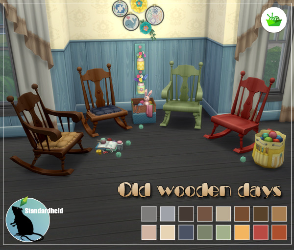SP17 Old wooden days at Standardheld image 1541 Sims 4 Updates