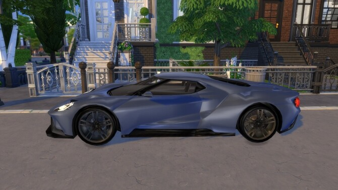 2016 Ford GT at Modern Crafter CC image 1543 670x377 Sims 4 Updates