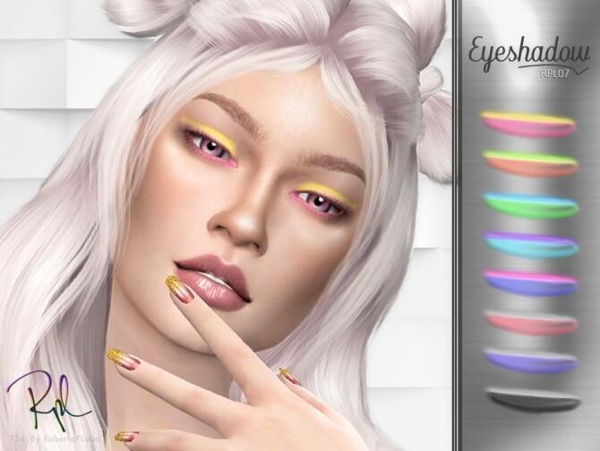 Sims 4 Eyeshadow RPL07 by RobertaPLobo at TSR
