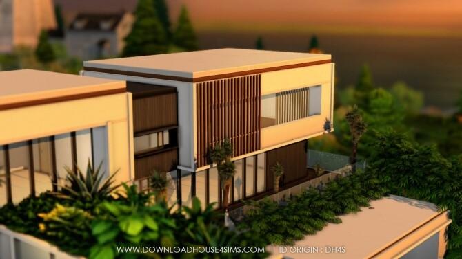 Architect Modern Villa at DH4S image 1570 670x377 Sims 4 Updates